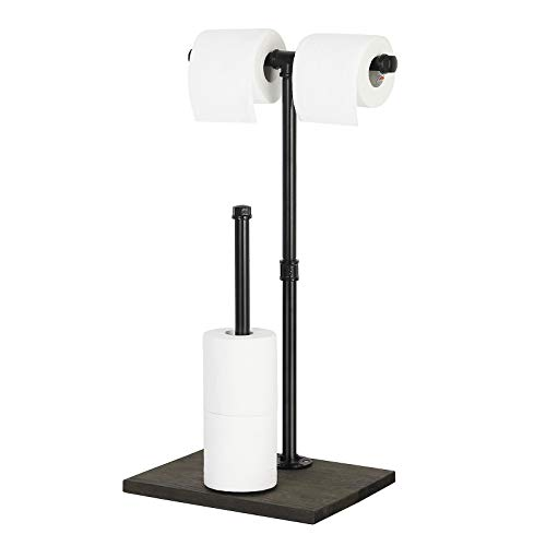 Top 10 best selling list for double toilet paper holder stand