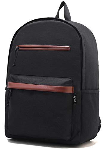 Gysan Waterproof Travel Laptop Backpacks for Womens Mens Boys Girls School Bookbags
