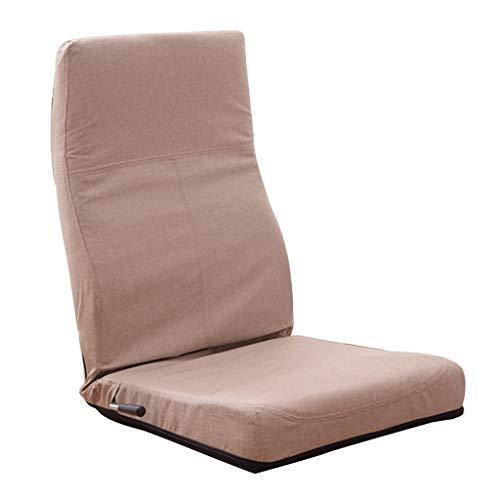 Chaise de jardin chaise lot set avec textiles entoilage mobilier de jardin 6x Champagne