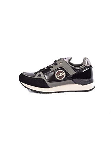 Colmar Supreme Giselle Sneakers Donna Nero 40
