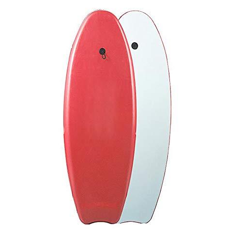Slick Board Bodyboard La Tabla de Surf de 120 cm for Surfing Body Bodyboard de núcleo básico de Verano Incluye una Correa de muñeca for niños Adultos para novatos y Profesionales por Igual