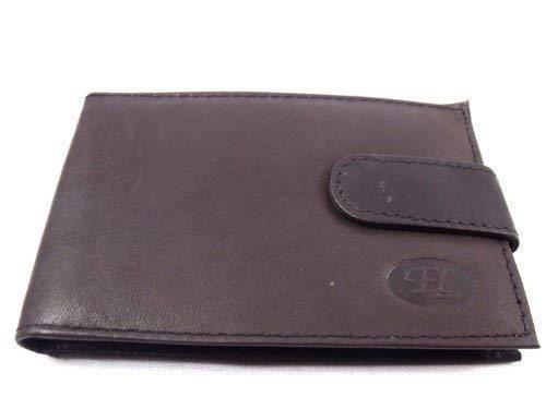 Marron ANDERS Petit /étui pour cartes de cr/édit cartes de visite /étui en cuir v/éritable
