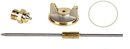 2.0 mm UGELLO PER AEROGRAFO MAVES ASTURO ORIGINALI E70 e G70 2.0 mm.QUALITA' ASTURO (SOLO PER ASTURO - NON COMPATIBILE CON ALTRI)