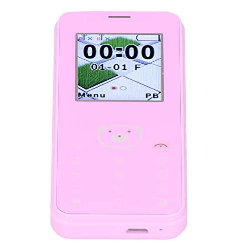 Téléphone portable pour étudiants, téléphone pour étudiants, couleur de dessin animé correspondant à la tendance de la mode pour aider les étudiants à quitter Internet et à prévenir la(rose)