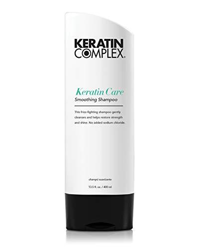 Keratin Complex Care Smoothing Shampoo - 400 ml
