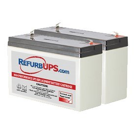 APC Back-UPS 575 (BK575C) Compatible Replacement Battery Kit