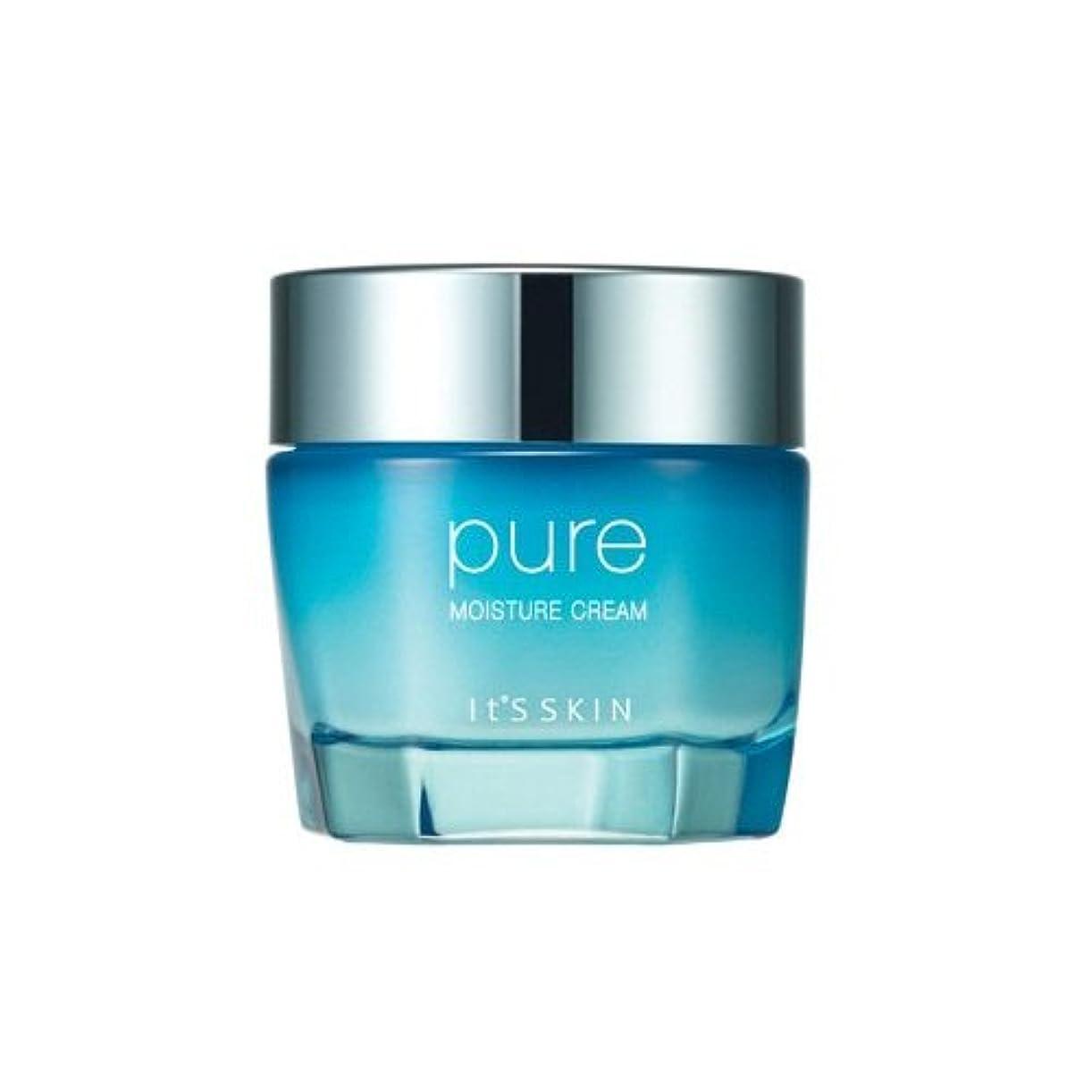 雑草各暖かくIts skin Pure Moisture Cream ッツスキンピュア水分クリーム 100ml [並行輸入品]