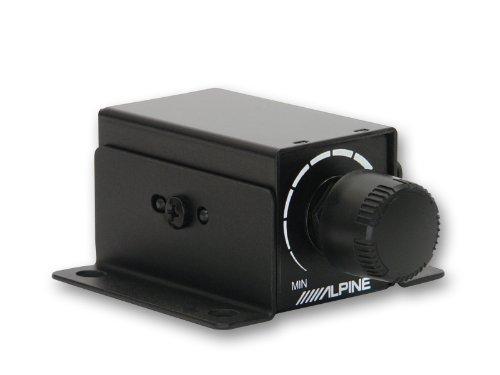 Alpine RUX-KNOB2 basafstandsbediening voor Alpine versterker