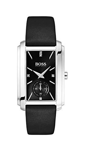Hugo Boss Watch Orologio Analogico Quarzo Donna con Cinturino in Pelle...