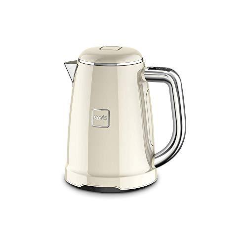 Novis Wasserkocher KTC1 (Crème) 6114.09.20