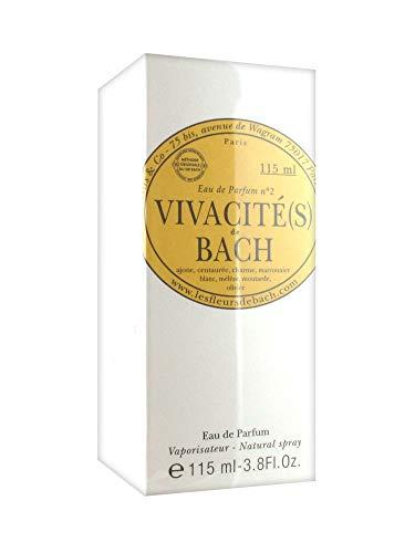 Les Fleurs De Bach vivacite (S) de Bach Natur Parfüm–115ml