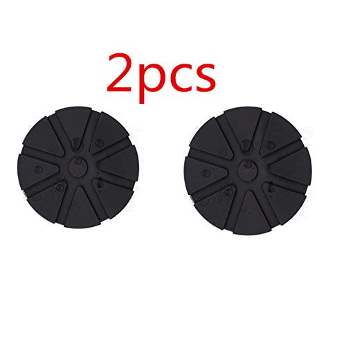 Rabusion Electronics For 1 Pc/2 Pcs Waterproof SLR Silicone Camera Cover Universal Lens Cap Holder Cover Camera Len Cover for Canon Nikon Sony Olypums Fuji Lumix 2pcs