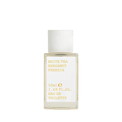 Korres Damendüfte White Tea, Bergamot, Freesia femme/women,Eau de Toilette Spray,1er Pack (1 x 50 ml)