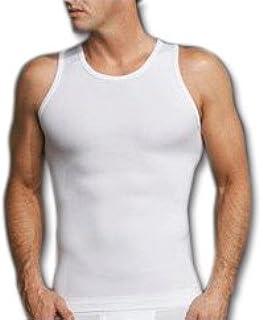 全米TV通販で大話題 Slim N Lift Men メンズ補正下着 タンクトップ シャツ Tシャツ 2カラー ブラック 黒 ホワイト 白 ダイエット 下着 メンズ インナー WHITE(白) XLサイズ
