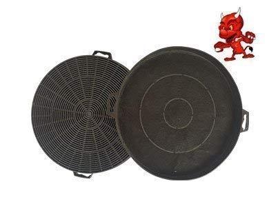 Filtre à charbon actif Filtre Filtre à charbon pour hotte Hotte Bosch dke636a06, dke735a01, dke735a02