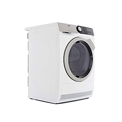 AEG T7DEE835R Heat Pump Tumble Dryer 8kg Load A+ White