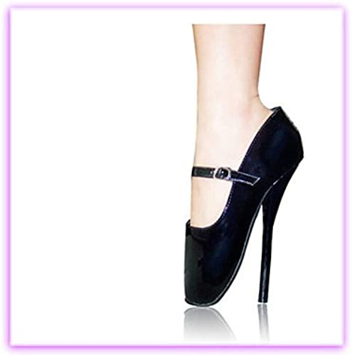 Zormey Sexy Femmes Chaussures Bout Rond Chaussures Talon Aiguille Parti Pompes Autres Couleurs Disponibles Blanc Us10.5   Eu42   Uk8.5   Cn43
