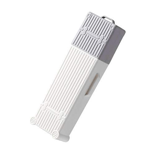 FGHOMEYWXC 1 Scatola per spazzolino da Viaggio portaoggetti Creativa - Grigio Chiaro