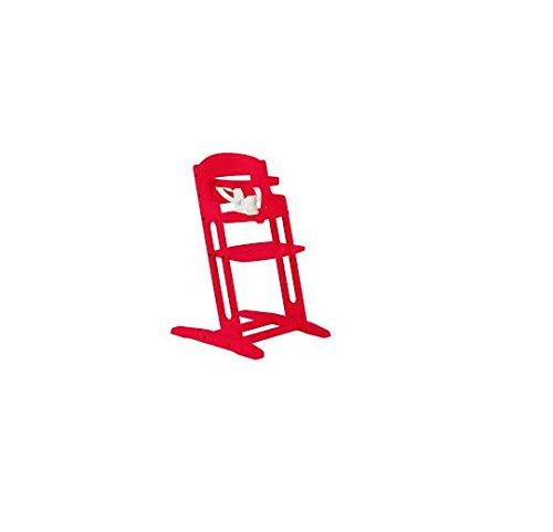 Baby Dan 2638-60 hoge stoel, rood
