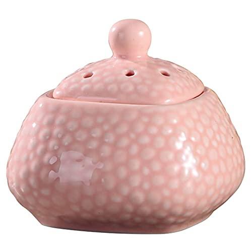 Aroma Diffuser Quemador de Incienso Eléctrico de Cerámica Portátil, Quemador de Perfume de Aceite Esencial, para Salón de Belleza de Oficina en Casa