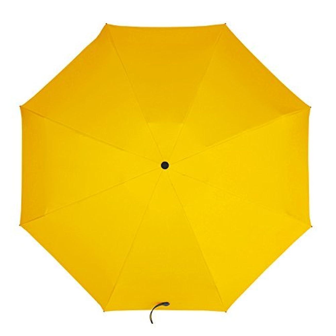 キリスト教ホットアーサー折りたたみ傘 Yellow