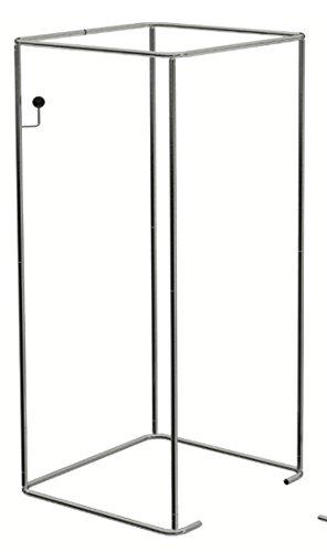 Struktur Rohr portatende Kabinen Umkleide selbsttragend-200cm
