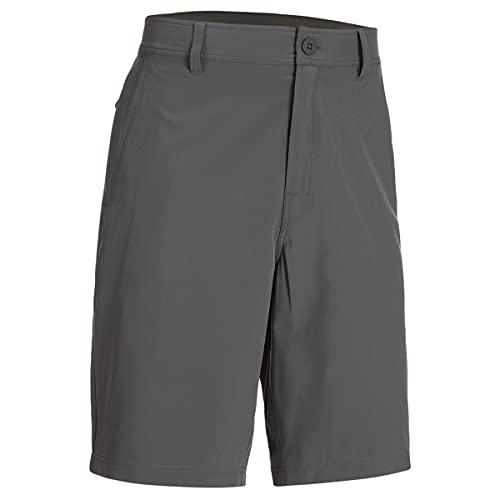 Eastern Mountain Sports Men's Harbor Shorts Gunmetal 38