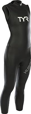 TYR Sport Women's Hurricane Sleeveless Wetsuit Category 1