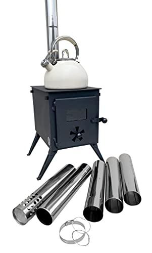 Outbacker 'Firebox' Portable Wood Burning Stove