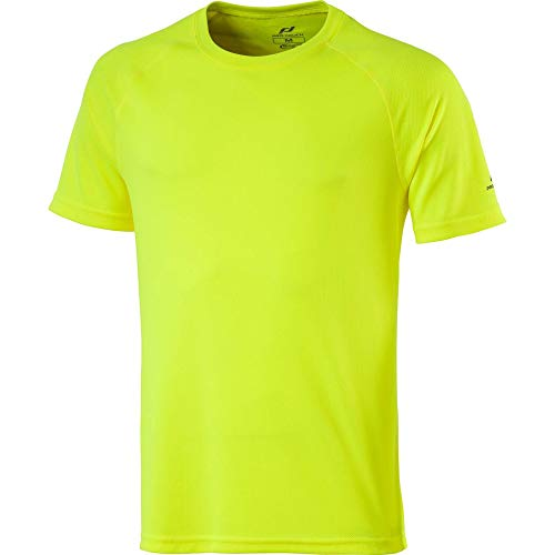 PRO TOUCH Martin III T-Shirt Homme Yellow Light FR: L (Taille Fabricant: L)