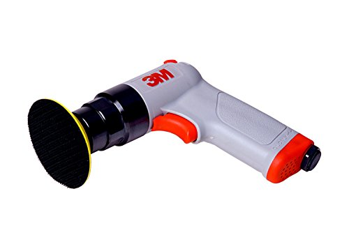 3M Pistol Grip Buffer 28354, 3 in, 1 Per Case Coating Cut Cutting Angle Flute