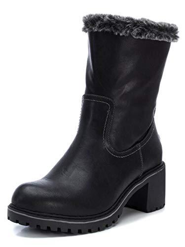 REFRESH 69130 Femme Boots Noir 37 EU