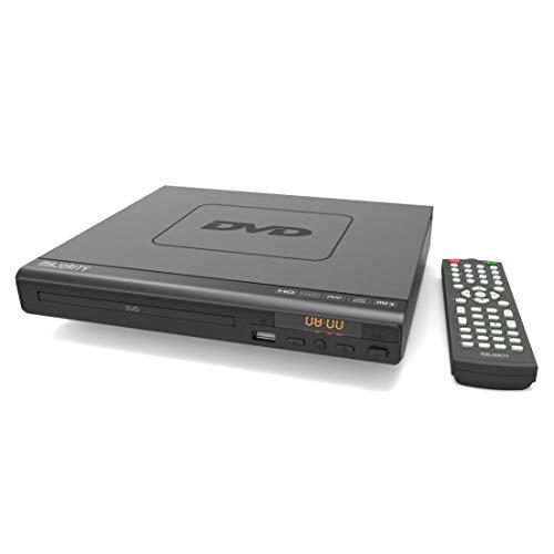 Majority Scholars DVD-speler, USB-ingang, HDMI, DivX, MP3, verschillende regio's 1-6