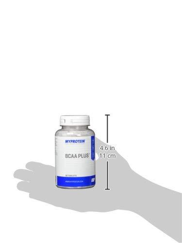 Myprotein BCAA Plus 1000 mg- 90 Tabletten, 1er Pack (1 x 91 g) - 4