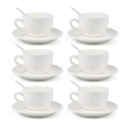 8 Ounce Espresso Mugs