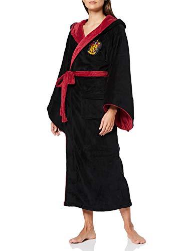 Unbekannt Harry Potter Gryffindor Herren-Bademantel, Einheitsgröße