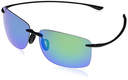 Maui Jim Hema - Gafas de sol polarizadas sin borde
