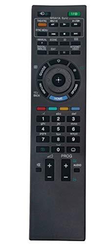 ALLIMITY RM-ED019 Sub RM-ED034 Reemplace el Control Remoto por Sony Bravia TV KDL-32W4000E KDL-32W4210LCD KDL-40HX800 KDL-40Z5500 KDL-40Z5710 KDL-46W4000 KDL-46Z4500 KDL-52Z4500 KDL-52Z5500