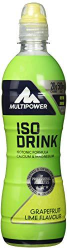 Multipower ISO Drink Grapefruit Lime 12 Stück