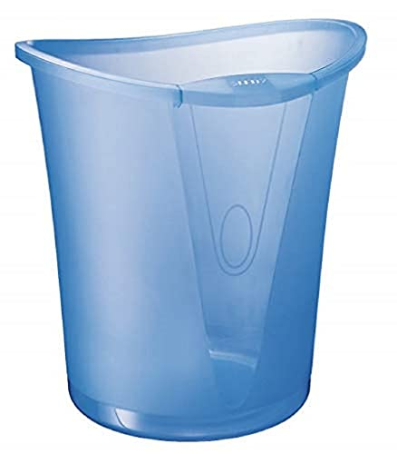 Leitz 52040005 Corbeille à papier Bleu