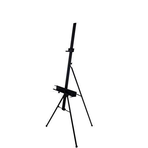 180CM/71CM Studio Easel-Metal Artiest Telescopisch Veld Studio Schilderen Easel Statief Display Stand