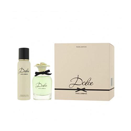 Gift Set Dolce Pour Femme: Eau de Parfum 50 ml Vapo + Body lotion 100 ml Donna