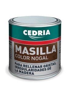 Masilla para Madera Cedria 350 gramos (Nogal)