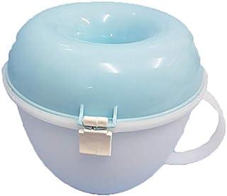 Popcorn Maker In The Microwave - light blue