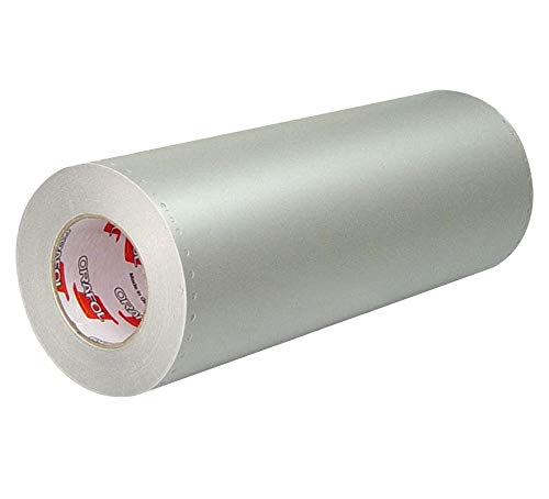 ORACAL 8710 Frosted Translucent White Etched Glass Window Vinyl Roll (20' x 12')