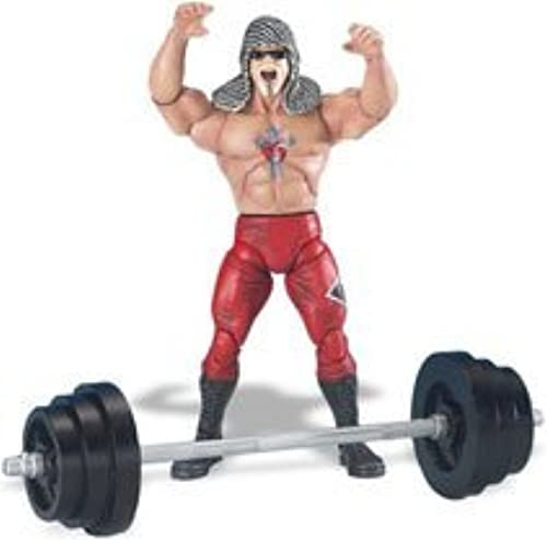 TNA  Series 7   Scott Steiner (With Sunglasses) Action Figure by Mavel Toys