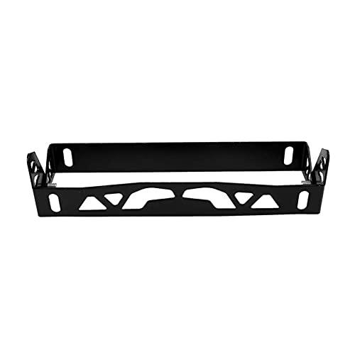 CUICUI QWHK Store Marco de matrícula de aluminio giratorio para placa de matrícula ajustable para BMW