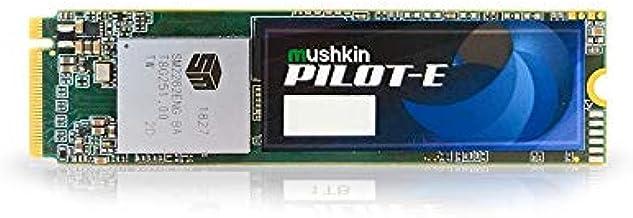 Mushkin Pilot-E – 1TB PCIe NVMe – Opal Data Encryption – M.2 (2280) Internal Solid State Drive (SSD) – Gen3 x4 – 3D TLC - ...