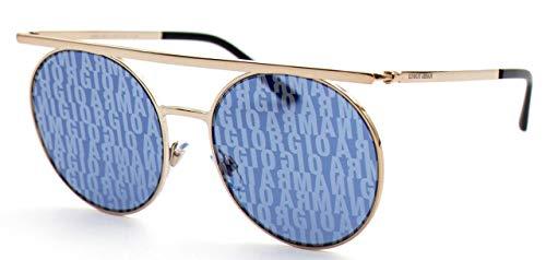 Giorgio Armani 0AR6069 Gafas de sol, Rose Gold, 56 para Mujer