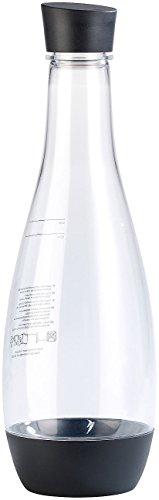 Rosenstein & Söhne Zubehör zu Sprudler: Ersatz-Flasche für Wassersprudler WS-110.Soda, 1 l (Trinkwasser Sprudler)